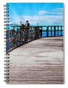 A Walk Spiral Notebook