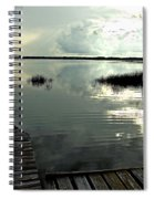 A Walk Into The Closing Day Spiral Notebook