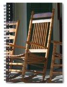 A Warm Beauvoir Welcome Spiral Notebook