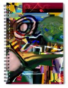 A Way To Bring The World To Tsheuvah 06 Spiral Notebook
