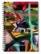 A Way To Bring The World To Tsheuvah 08 Spiral Notebook