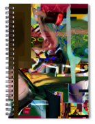 A Way To Bring The World To Tsheuvah 09 Spiral Notebook