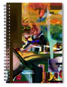A Way To Bring The World To Tsheuvah 10 Spiral Notebook