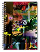A Way To Bring The World To Tsheuvah 14 Spiral Notebook