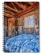 A Well Deserved Rest Spiral Notebook