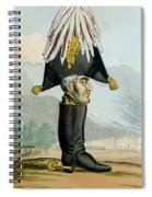 A Wellington Boot Or The Head Spiral Notebook