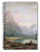 A Welsh Valley, 1819 Spiral Notebook