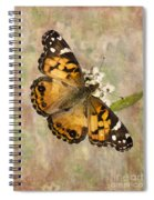 A Whisper Of Wings Spiral Notebook
