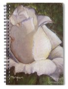 A Whiter Shade Of Pale Spiral Notebook