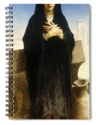 A Young Fellah Girl Spiral Notebook