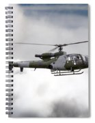 Aac Gazelle Xx453  Spiral Notebook