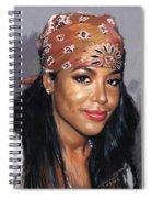 Aaliyah Spiral Notebook