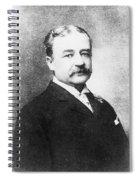 Aaron Montgomery Ward (1843-1913) Spiral Notebook