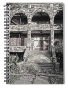 Abandoned Building Spiral Notebook