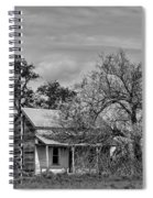 Abandoned Farm House - A Rd Sw - Douglas County - Washington - May 2013 Spiral Notebook