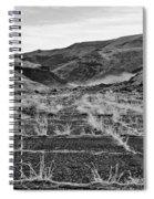 Abandoned Highway - Yakima County - Washington Spiral Notebook