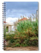 Abandoned Holiday Resort Spiral Notebook
