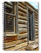 Abandoned Homestead Spiral Notebook