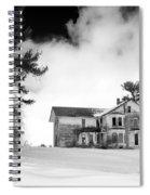 Abandoned In Castile Spiral Notebook