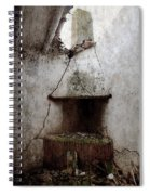 Abandoned Little House 2 Spiral Notebook
