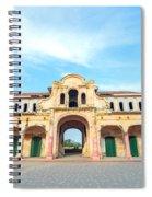 Abandoned Market Spiral Notebook