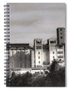 Abandoned Mills Spiral Notebook
