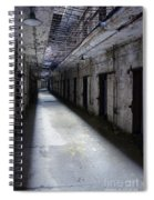 Abandoned Prison Spiral Notebook
