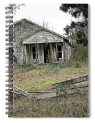 Abandoned Property Spiral Notebook