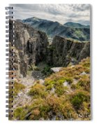 Abandoned Quarry Spiral Notebook