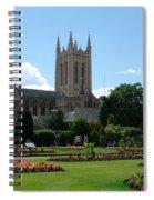 Abbey Gardens Spiral Notebook