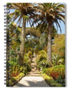 Abbey Gardens Of Tresco On The Isles Of Scilly Spiral Notebook