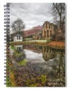 Abbey Reflection Spiral Notebook