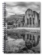 Abbey Reflections Spiral Notebook