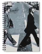 Abbey Road 2013 Spiral Notebook