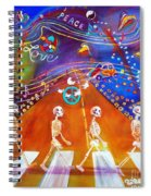 Abbey Road In 50 Years Spiral Notebook