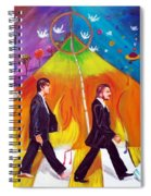 Abbey Road Spiral Notebook