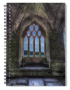 Abbey View Spiral Notebook