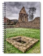 Abbey Well Spiral Notebook