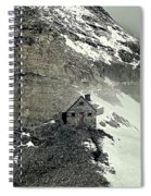 Abbot's Hut 2 Spiral Notebook