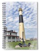 Abescon Lighting New Jersey Spiral Notebook