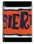 Abierto Spiral Notebook