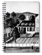 Abigail Adams Home Spiral Notebook