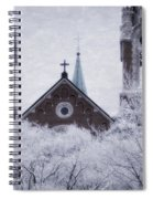 Above It All Spiral Notebook