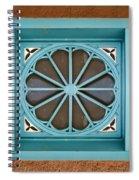 Above The Door Spiral Notebook