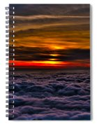 Above The Marine Layer Spiral Notebook