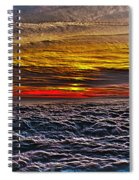 Above The Marine Layer V3 Spiral Notebook