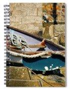 Above The Tideline Spiral Notebook