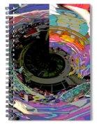 Abracadabra Hocus-pocus Spiral Notebook