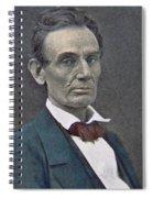 Abraham Lincoln Spiral Notebook
