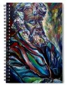 Abraham  Patriarch Spiral Notebook